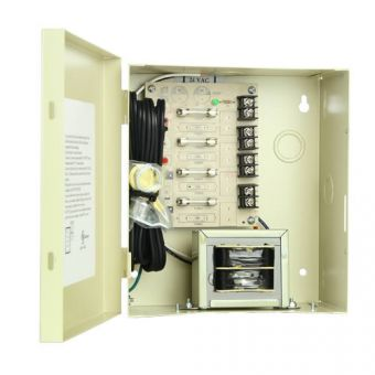 4 Channel 8.4 amp Power Supply