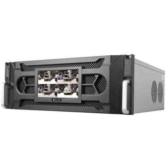 Alibi 7100 Series 128-Channel Rack-mount NVR with RAID
