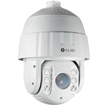 Alibi 1080p HD-TVI 30x Zoom 390 ft IR Outdoor PTZ Camera