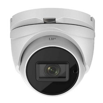 3.0 Megapixel HD-TVI 65' IR Outdoor Mini Turret Dome Security Camera