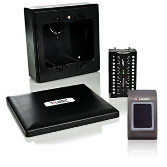Infinias Single Door Add Kit with 3xLOGIC Prox Reader