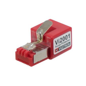 Vigitron Single-Port MaxiiGuard Ethernet Surge Protector