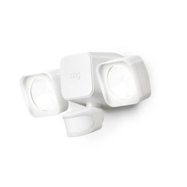 Ring Smart Lighting Battery Powered Floodlight - White