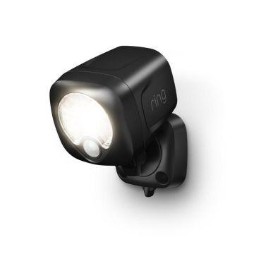 Ring Smart Lighting Battery Powered Spotlight - Black