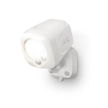Ring Smart Lighting Battery Powered Spotlight - White