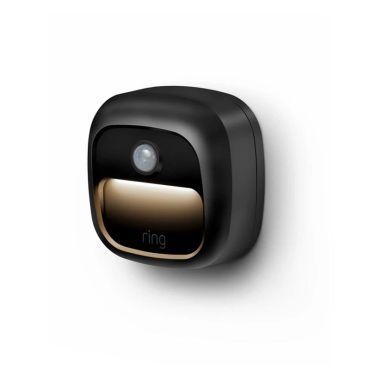 Ring Smart Lighting Battery Powered Steplight - Black