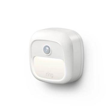 Ring Smart Lighting Battery Powered Steplight - White
