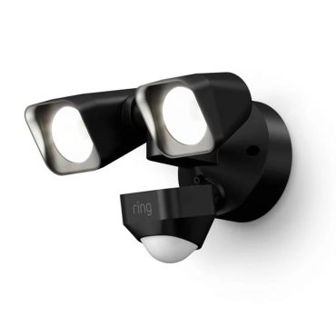 Ring Smart Lighting Hardwired Floodlight - Black