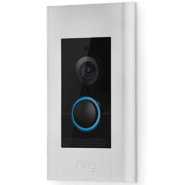 Ring Video Doorbell Elite, 1080p HD Doorbell Camera
