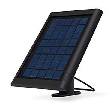 Ring Solar Panel for Spotlight Camera - Black