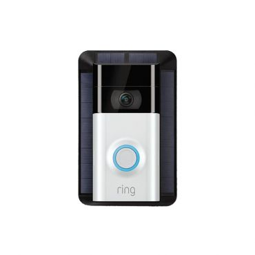 Ring Solar Charger for Video Doorbell 1