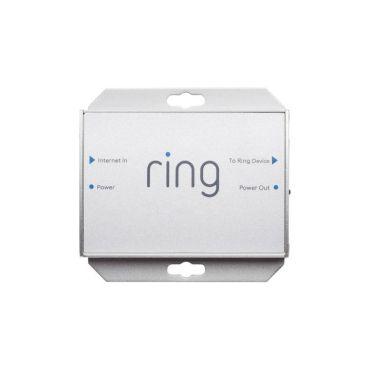 Ring Power over Ethernet Adapter - White