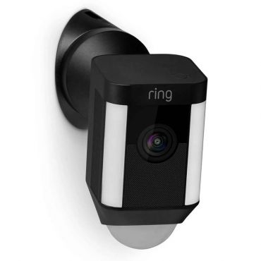 Ring Wall Mount for Spotlight Cam Wired - black