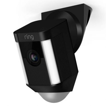 Ring Ceiling Mount for Spotlight Cam Wired - black