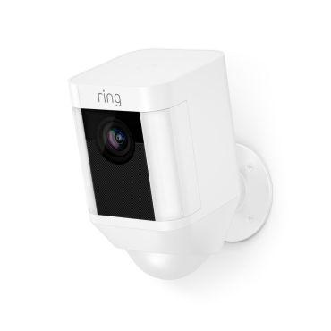 Ring Spotlight Camera - 1080p, Wireless, Siren