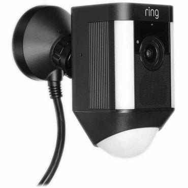 Ring Spotlight Camera - 1080p, Wired, Siren