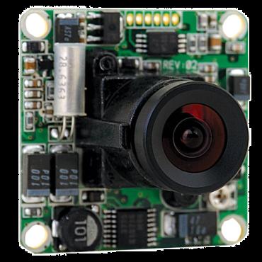 Board Camera - 1000 TVL, WDR, Day/Night, Wide Angle
