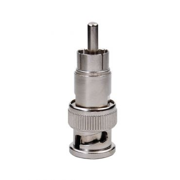 Adapter - Male RCA to Male BNC