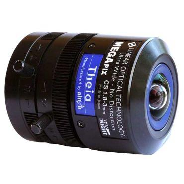 Theia 5.0 Megapixel Ultra-Wide Angle DC Manual Iris CS-Mount Lens