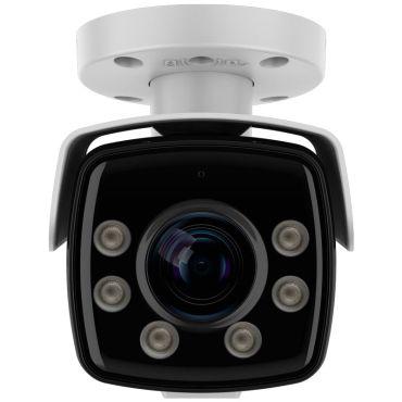 Alibi Vigilant Flex Series 2MP 4-in-1 HD-TVI/AHD/CVI/CVBS Starlight 85 Feet IllumiNite LED Fixed Bullet Security Camera