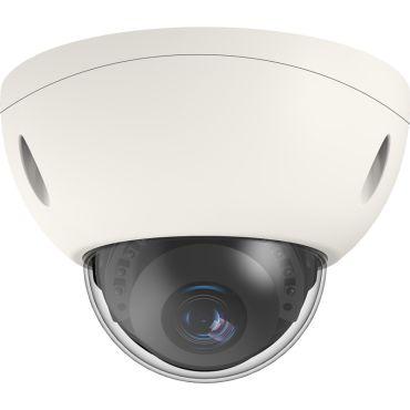 Alibi Vigilant Flex Series 8MP Starlight Fixed HD-TVI/AHD/CVI/CVBS Vandalproof Dome Camera
