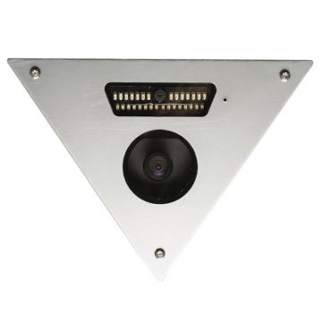 Professional Grade HD-TVI CVBS Corner Mount Camera - 1080p, 40' IR, Wide Angle