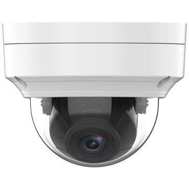 Alibi Vigilant Flex Series 4MP Starlight 131 ft IR Varifocal Vandal-Resistant IP Dome Camera
