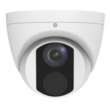 Alibi Vigilant Flex Series 8MP 98' IR IP Turret Camera