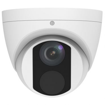 Alibi Vigilant Performance 8MP 98 Feet IR Fixed IP Turret Camera