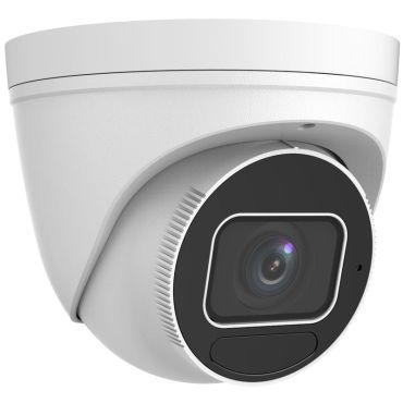 Alibi Vigilant Performance 8MP Starlight Varifocal Vandal-resistant 131 Feet IR IP Turret Camera