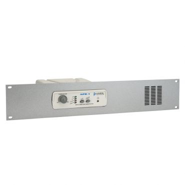 Louroe Rack Mounted Single Zone Audio Base Station with Built-in Speaker