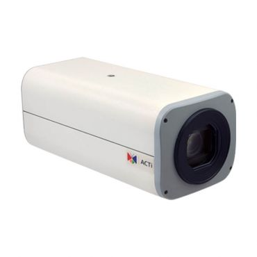ACTi 2MP WDR IP 33x Zoom Box Security Camera
