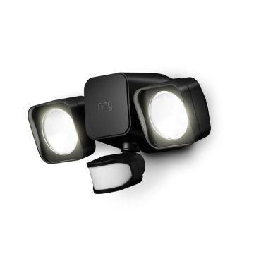 Ring Smart Lighting Battery Powered Floodlight - Black