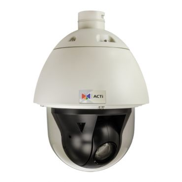 ACTi 2MP WDR IP 33x PTZ Speed Dome Security Camera