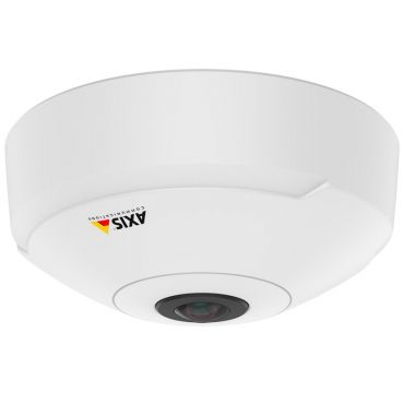 AXIS 6MP WDR IP Mini Panoramic Dome Security Camera