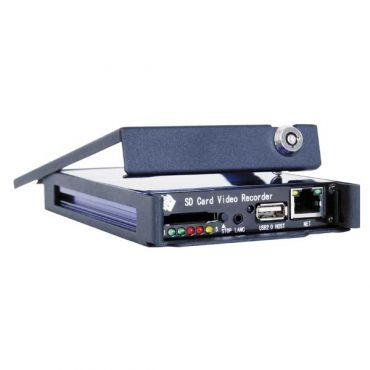 Compact 4-Channel H.264 Mobile DVR