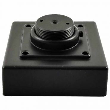 5.0 Megapixel HD-TVI and AHD Mini Security Camera with Flat Pinhole Lens