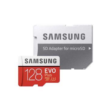 128GB EVO Plus Class 10 Micro SDXC with Adapter