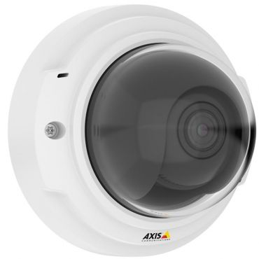 AXIS 1080p WDR IP Vandalproof Dome Security Camera