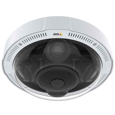 AXIS 8MP 50' IR WDR IP Multidirectional Dome Security Camera