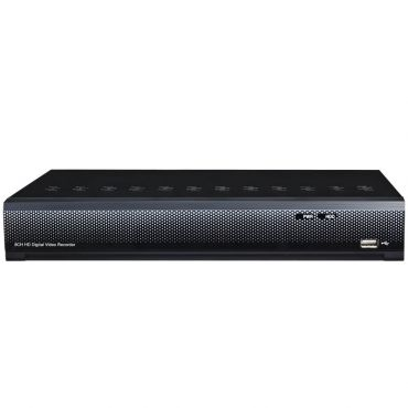 4-Channel IP Security NVR, H.265 Compression