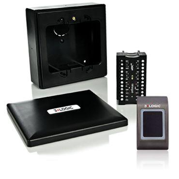infinias Single Door Add Kit with Prox Reader & Sensors