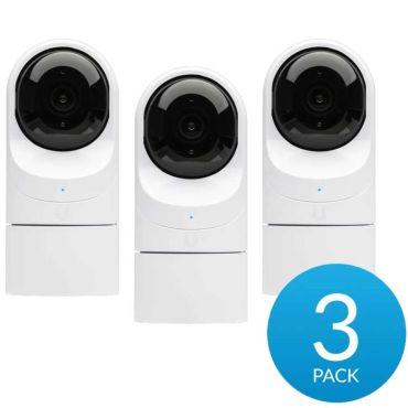 Ubiquiti UniFi 2MP 1080p Wide-angle Full HD Camera - 3 Pack