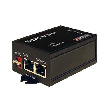 Vigitron MaxiiPower IEEE 802.3af/at 12/24VDC PoE Splitter