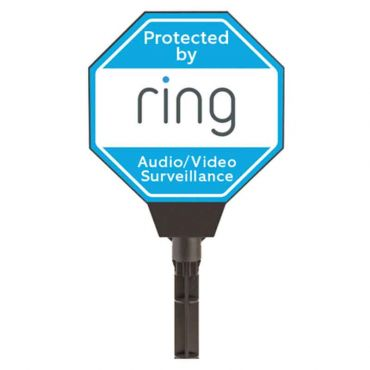 Ring Solar Powered Yard Sign
